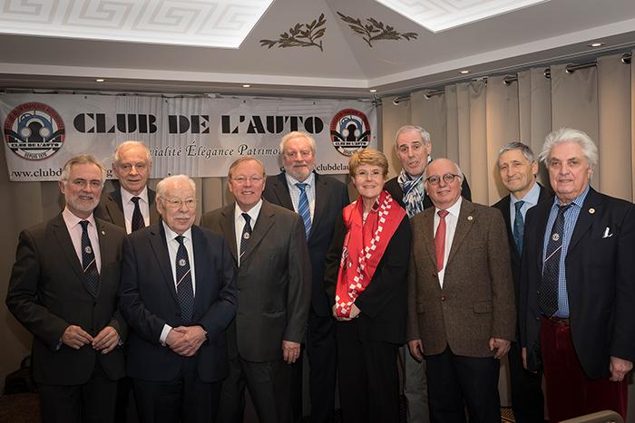 Assemblée Générale du club de l'Auto 2018