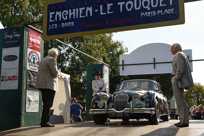 Rallye Enghien – Le Touquet  Septembre 2019