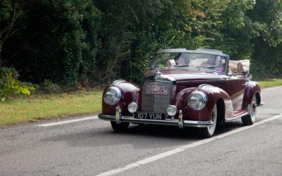 1952-MERCEDES-BENZ 300S Cabriolet