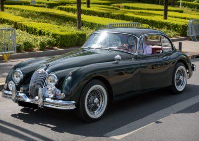 Jaguar XK 150 coupé
