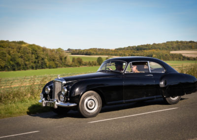 2ème BENTLEY R Continental coupé 1955