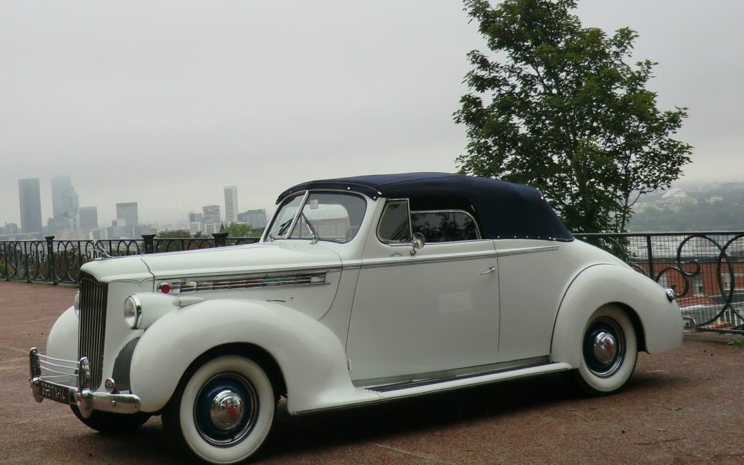 Packard One Ten convertible