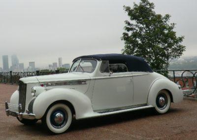 Packard One Ten convertible