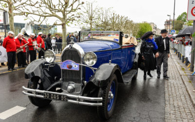 Concours d'élégance d'Enghien 2019