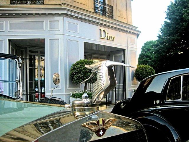 Rallye Paris Granville  Dior 2020 nouvelles dates