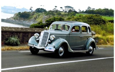 Ford (us ) V848 limousine 1935