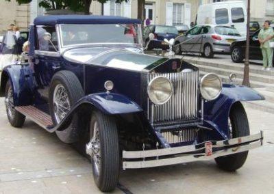 1929 Rolls-Royce Phantom I cabriolet
